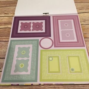 "ATD Office - ATD 12x12 Scrapbook Kit ""Family Affair"""